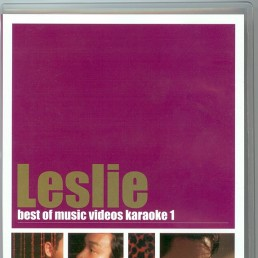 2000. Leslie - best of music videos karaoke 1 (DVD)